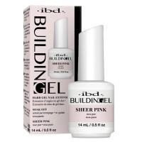ibd Buildingel Sheer Pink 0.5oz