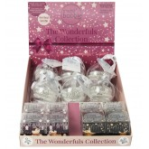 Invisibobble The Wonderfuls Baubles Display 14pc