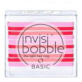 Invisibobble Basic Hair Ring Jelly Twist 10pk