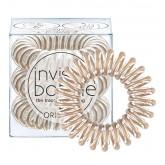 Invisibobble Original 3pk Hair Rings - Bronze Me Pretty