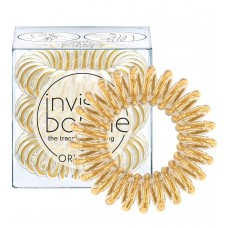 Invisibobble Original Hair Rings 3pk - You're Golden