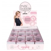Invisibobble Slim Time To Pink Display 12pk