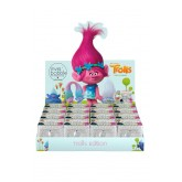 Invisbobble Trolls Glitter Display 16pk