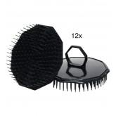 Scalpmaster Shampoo Scalp Brush Bucket 12pc