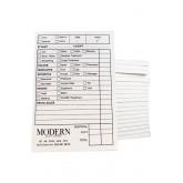 Modern Bill Pad