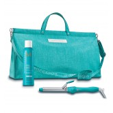 Moroccanoil Carryall Bag Curling Iron & Perfect Defense