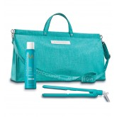 Moroccanoil Carryall Bag Flat Iron & Perfect Defense