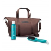 Moroccanoil Carryall Bag Heated Brush & Perfect Defense