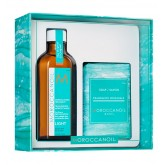 Moroccanoil Cleanse & Style Duo - Light