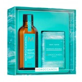 Moroccanoil Cleanse & Style Duo - Regular