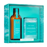 Moroccanoil Cleanse & Style Duo - Original
