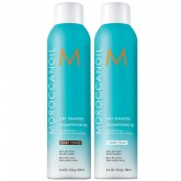 Moroccanoil Dry Shampoo Dark & Light Tones Duo