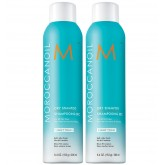 Moroccanoil Dry Shampoo Light Tones Duo