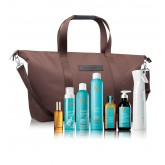Moroccanoil Glow On The Go Stylist Bag 7pk
