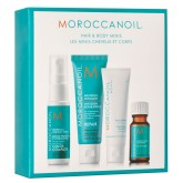 Moroccanoil Hair And Body Minis 4pk