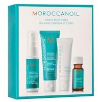 Moroccanoil Hair & Body Minis 4pk