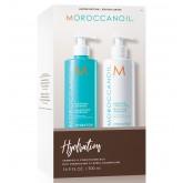 Moroccanoil Hydration Half Liter Duo 16.9oz