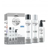 Nioxin System 1 Natural Light Thinning Retail 3pk