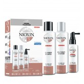 Nioxin System 3 Colored Light Thinning Retail 3pk