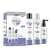 Nioxin System 5 Chemically Treated Light Thinning Retail 3pk
