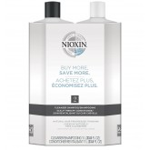 Nioxin System 2 Natural Progressed Thinning 33.8oz 2pk