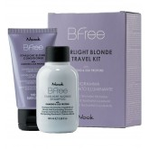 Nook BFree Starlight Blonde Travel Duo 3.4oz