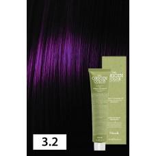 Nook The Origin Color 3.2 Dark Chestnut Violet 3oz