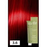 The Origin Color 3.6 Dark Brown Red 3oz