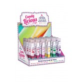 Body Drench Candy Licious Lip Balm 24pc