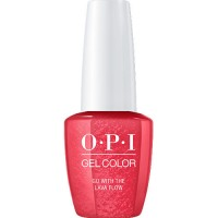 OPI GelColor Go With The Lava Flow 0.5oz