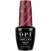 OPI Gelcolor Tiffany's Can't Read Without My Lipstick 0.5oz