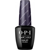 OPI GelColor Suzi & The Arctic Fox 0.5oz
