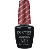 Opi Gel Color - Color To Diner For 0.5oz