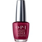 OPI Infinite Shine Bogota Blackberry 0.5oz