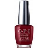 OPI Infinite Shine Got The Blues For Red 0.5oz