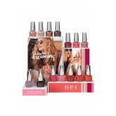 OPI California Dreaming Infinite Shine Display 12pc