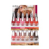 OPI California Infinite Shine Edition C Display 36pc 0.5oz