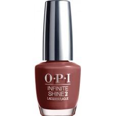 OPI Infinite Shine Linger Over Coffee 0.5oz