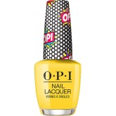 OPI Pop Culture Hate To Burst Your Bubble 0.5oz