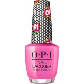 OPI Pop Culture Pink Bubbly 0.5oz