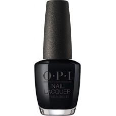 OPI Black Onyx 0.5oz