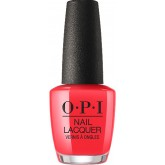 OPI I Eat Mainely Lobster 0.5oz