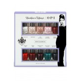 Opi Breakfast At Tiffany's Minis 10pk Hr H26
