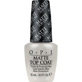OPI Matte Top Coat 0.5oz