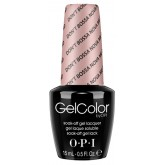 OPI GelColor Don't Bossa Nova Me Around 0.5oz