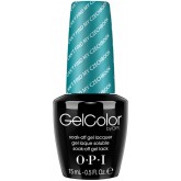 Opi Gel Color - Can't Find My Czechbook 0.5oz
