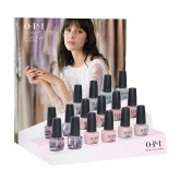 OPI Always Bare For You Display 16pc 0.5oz