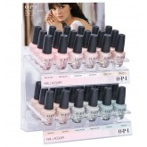 OPI Always Bare For You Display 36pc 0.5oz