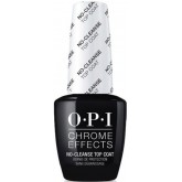 OPI Chrome Effects No Cleanse Top Coat 0.5oz