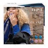 OPI GelColor Scotland Add On Kit #2 6pk 0.5oz